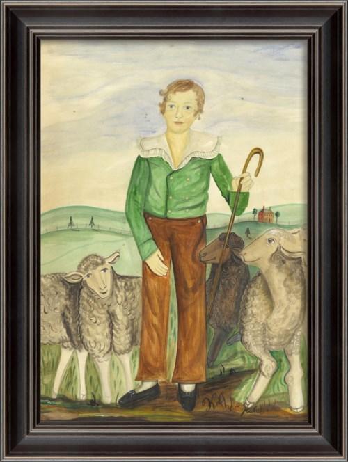 LS Young Shepherd