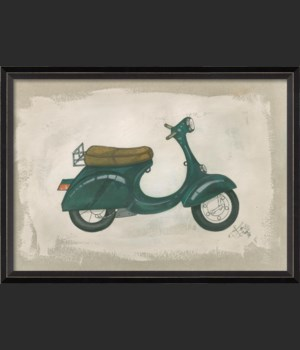 BC Spruce Green Scooter