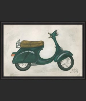 BCBL Spruce Green Scooter
