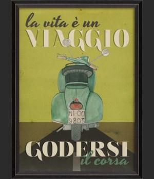 BC Scooter Viaggio Godersi