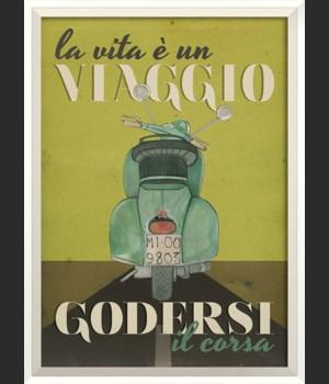 WC Scooter Viaggio Godersi