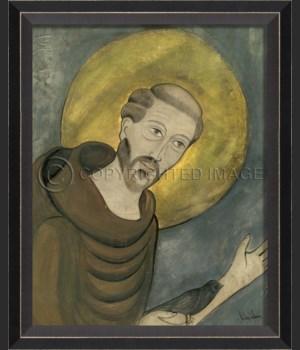 BC Saint Francis on gray sm