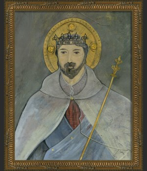 NT King Edward the Martyr on gray sm