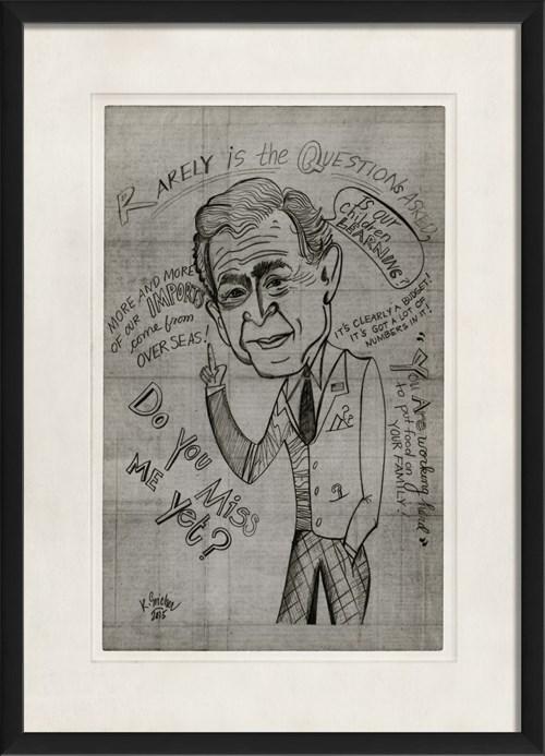 EB George W Bush