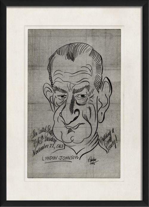 EB Lyndon Johnson