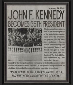 BC John F Kennedy gray sm