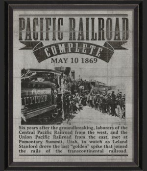 BC Pacific Railroad Complete gray sm