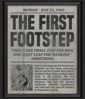 BC The First Footstep gray sm