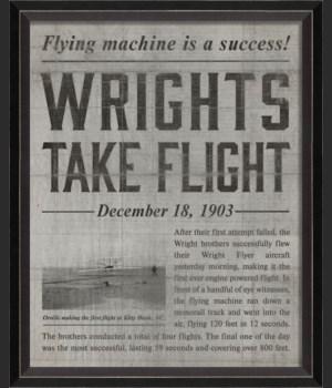 BC Wrights Take Flight gray sm