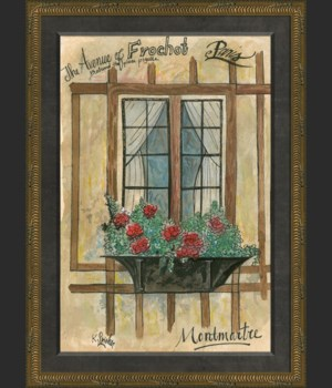 KG The Avenue of Frochot Montmartre