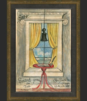 KG The South Room Saint-Germaine des Pres