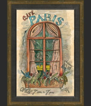 KG Cafe Paris Open 7am to 7pm