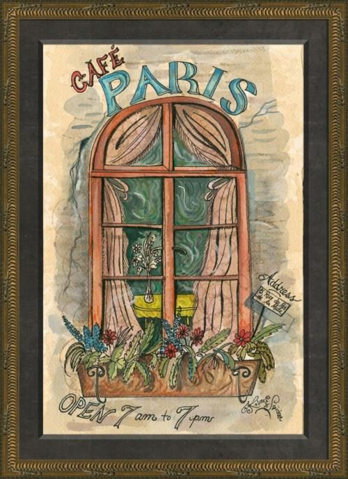 KG Cafe Paris Open 7am to 7pm
