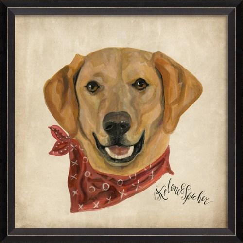BC Dog Portrait Buddy