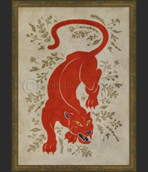 KG Strength of the Lion on white