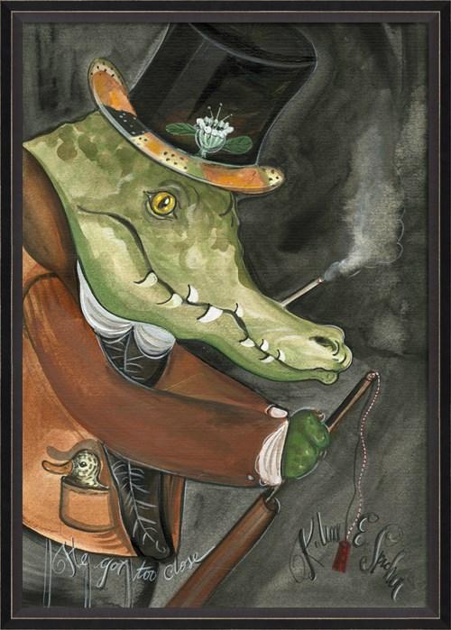 BC Alligator Hank the Hunter lg