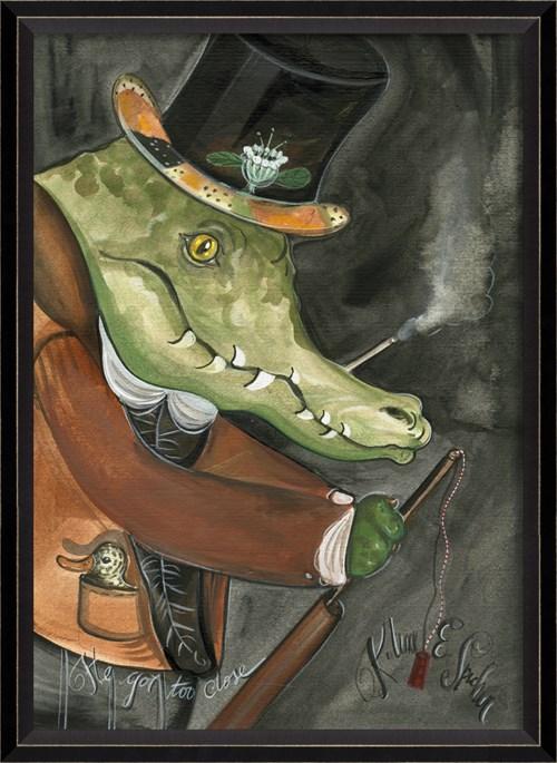 BC Alligator Hank the Hunter md
