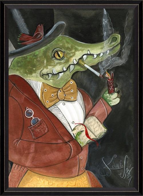 BC Alligator Stanley the Scholar md