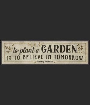BC To Plant a Garden