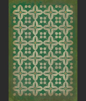 Pattern 03 the Emerald City 70x102