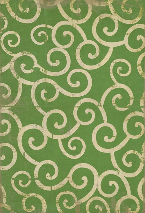 Pattern 04 The Sea of Green 38x56
