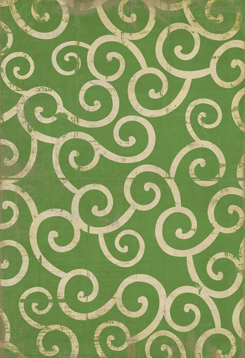 Pattern 04 The Sea of Green 52x76