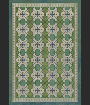 Pattern 05 Mrs Peacock 70x102