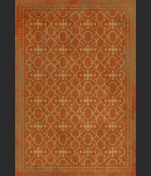 Pattern 05 Miss Scarlet 70x102