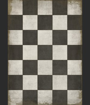 Pattern 07 Checkered Past 54x76