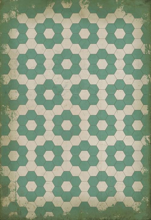Pattern 02 Water Lilies 70x102