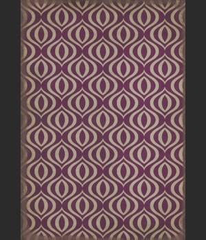 Pattern 15 Purple Haze 70x102