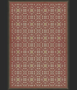 Pattern 21 the Red Queen 70x102