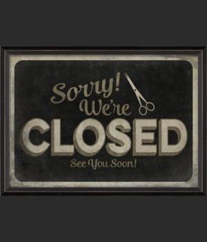 BC Sorry WeRe Closed