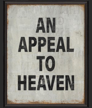 BC An Appeal to Heaven