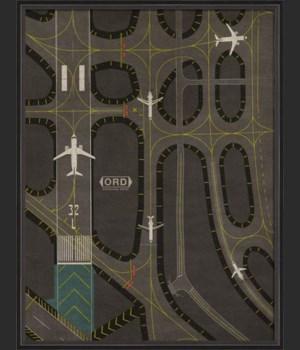 BC ORD Airport Runway