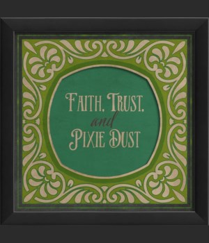 EB Faith Trust and Pixie Dust