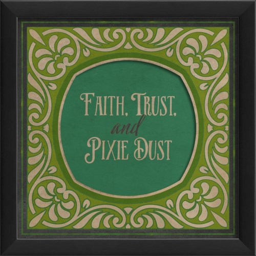 EB Faith Trust and Pixie Dust