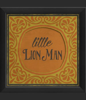 EB Little Lion Man