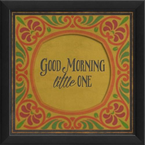 EB Good Morning little one
