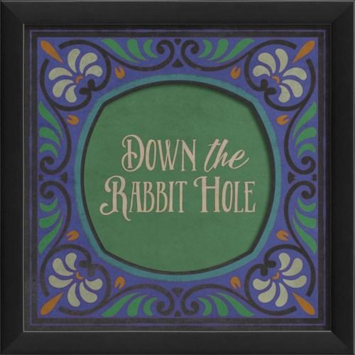EB Down the rabbit hole