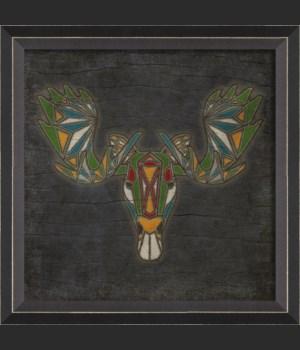 BC Moose Totem sm