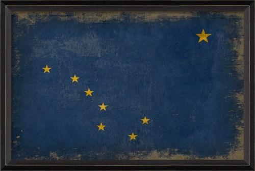 BC Alaska State Flag