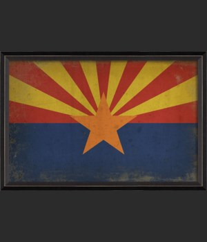 BC Arizona State Flag