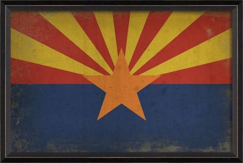 BC Arizona State Flag