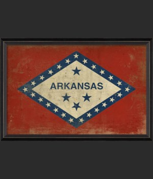 BC Arkansas State Flag