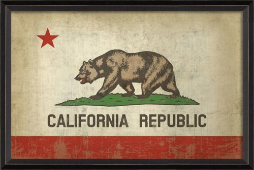 BC California State Flag