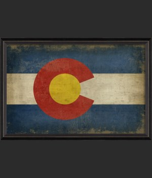 BC Colorado State Flag