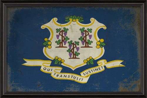 BC Connecticut State Flag