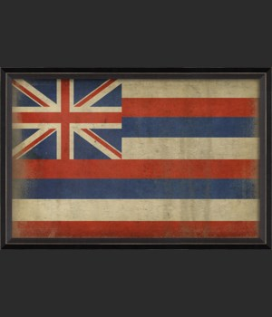 BC Hawaii State Flag