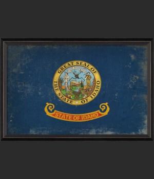 BC Idaho State Flag